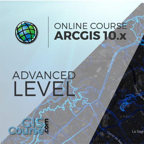 Online Course ArcGIS Advanced Level