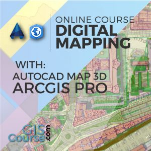 Online Course ArcGIS Pro Digital Mapping