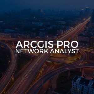 ArcGIS Pro Network Analyst inv