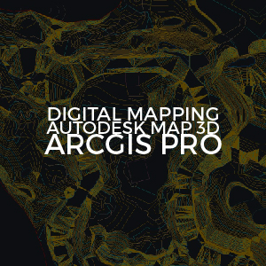 Digital Mappin ArcGIs Map 3d Inv