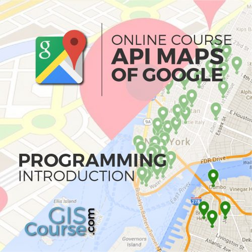 Online Course How to use Google Maps API