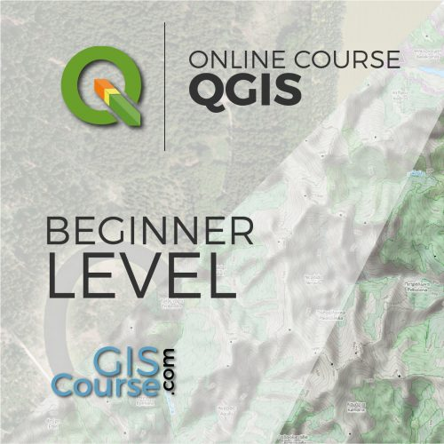 Online Course QGIS Beginner Level