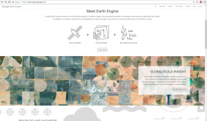 What is Google Earth Engine and how you can use it?