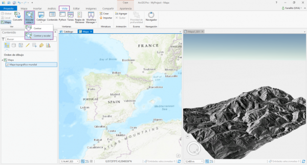 6 3D visualization of vector and raster layers with ArcGIS Pro