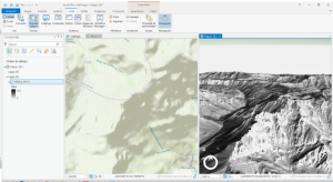 7 3D visualization of vector and raster layers with ArcGIS Pro