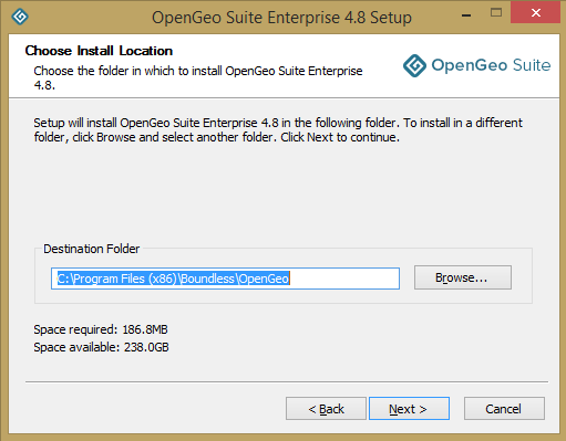How to download and install PostGIS via OpenGeo Suite