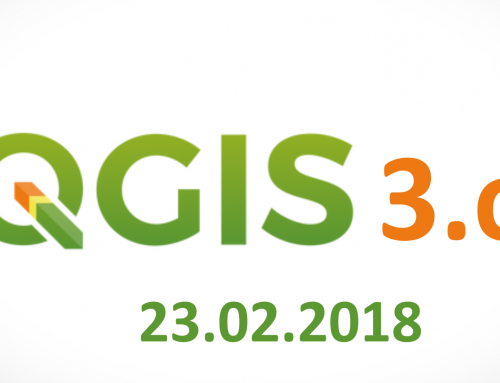QGIS 3.0 will be released tomorrow 23.02.2018