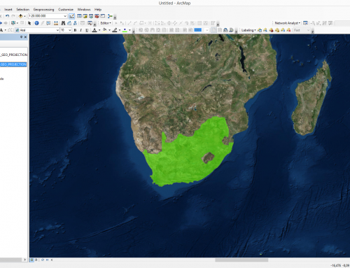Simple example on how to work properly with Coordinate Systems in ArcMap