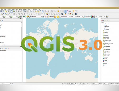 How to add OpenStreetMap Basemaps in QGIS 3.0