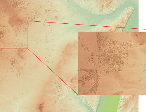 Incorporate vector data into a Digital Elevation Model using QGIS 3.0