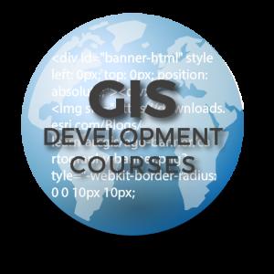 GIS DEVELOPMENT COURSES (2)
