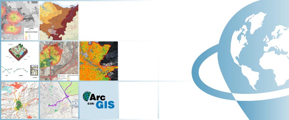 Curso Online de Network Analyst con ArcGIS 10