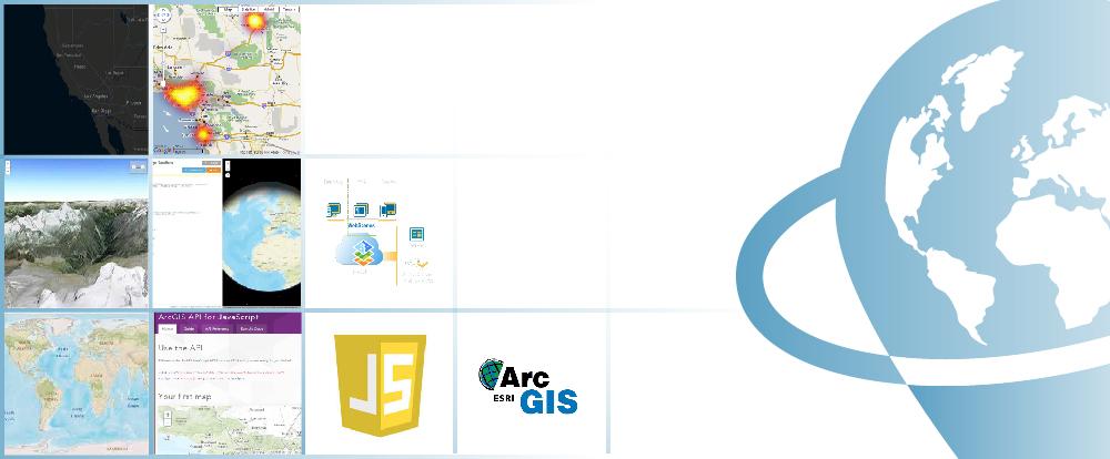 Curso de Creacion de aplicaciones de mapaas web conla api de java y arcgis server