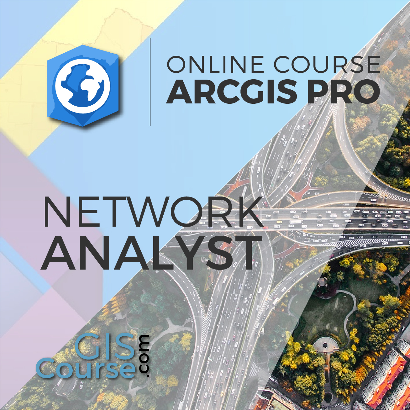 Arcgis Pro Course Network Analyst Specialist Online Gis Training
