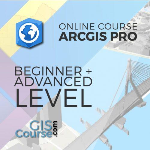 Online Course ArcGIS Pro Specialist