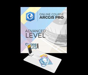 ArcGIS Pro Nivel Avanzado USB