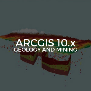 ArcGIs 10 Geology and Mining inv