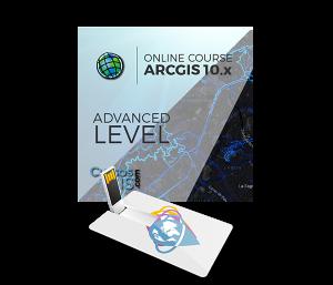 ArcGis Advanced Level Usb