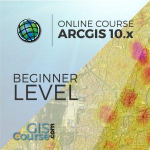 Online Course ArcGIS Beginner Level