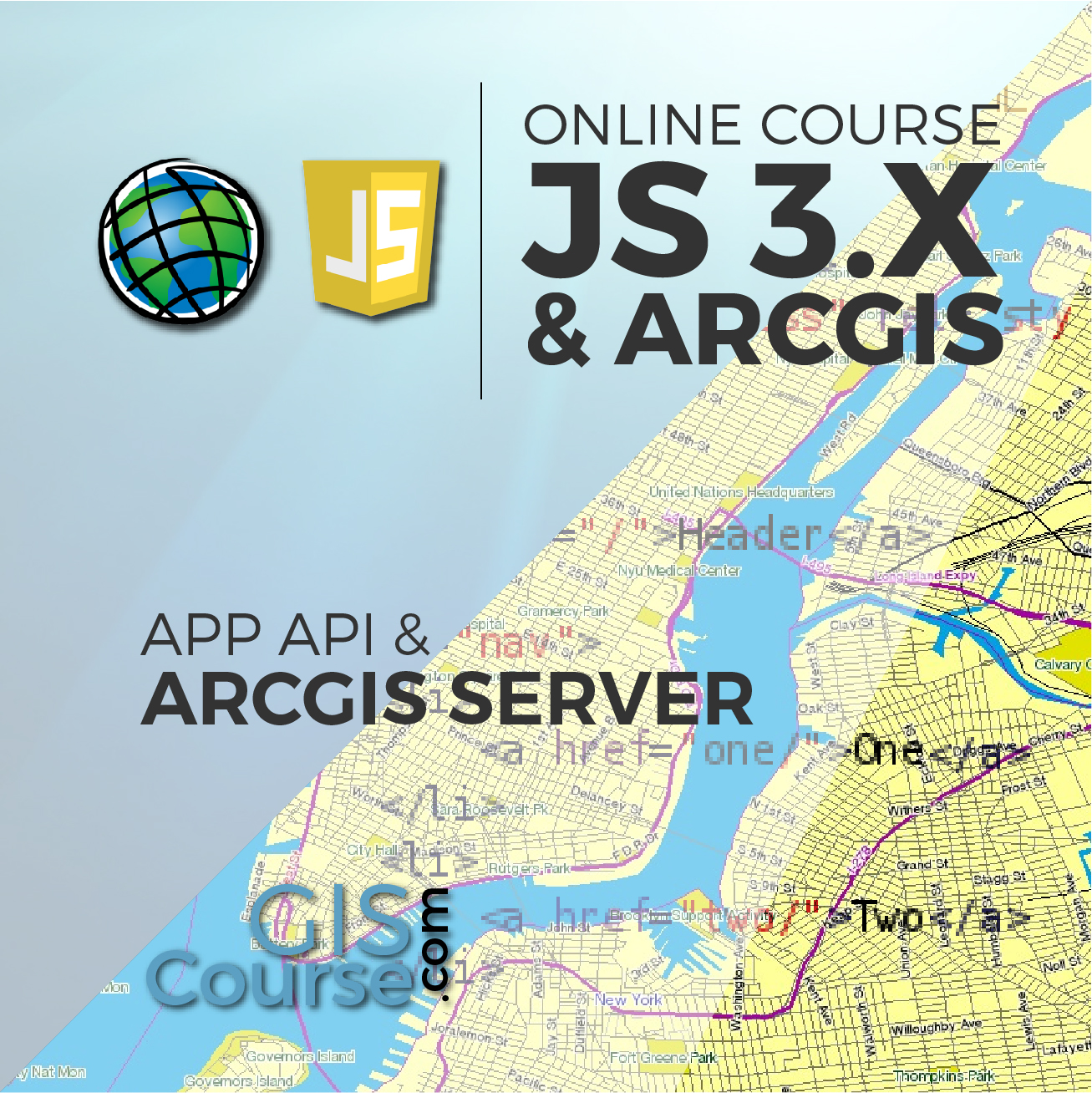 Development of Web Based GIS Applications using ArcGIS Server API 3 x for  JavaScript