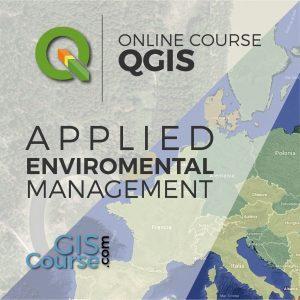 Online Course QGIS Applied to Enviromental Management