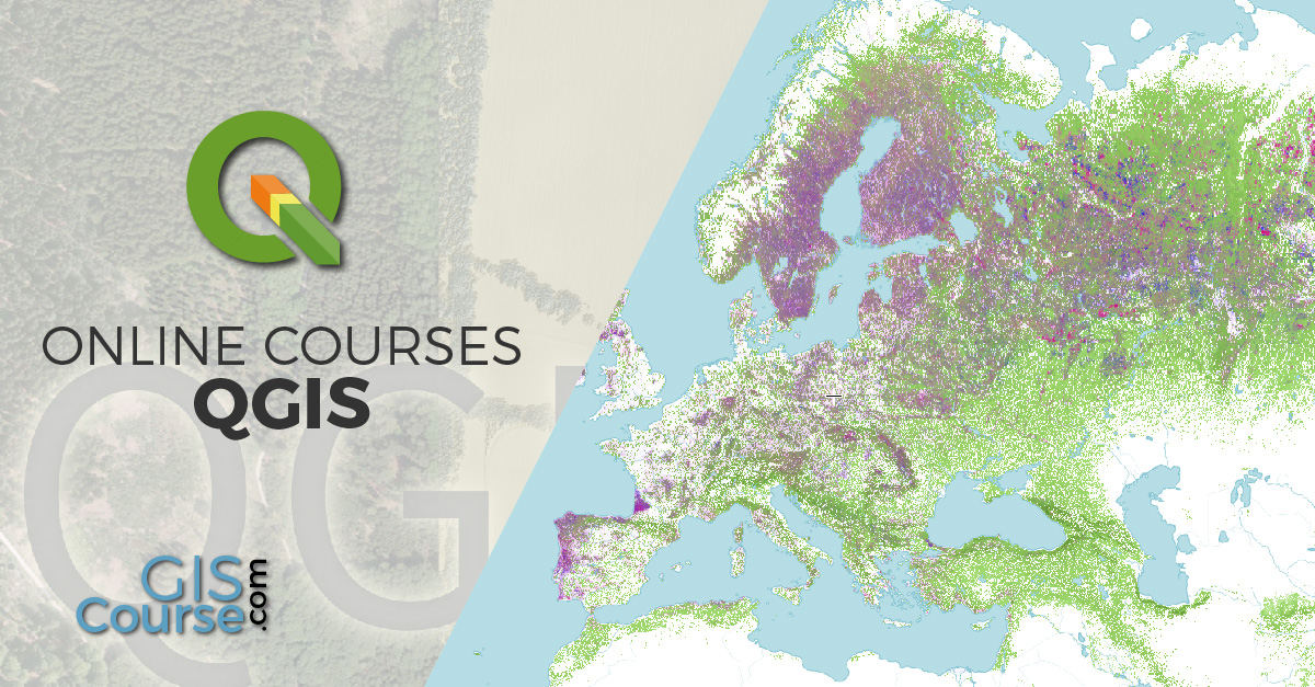 QGIS Online Courses