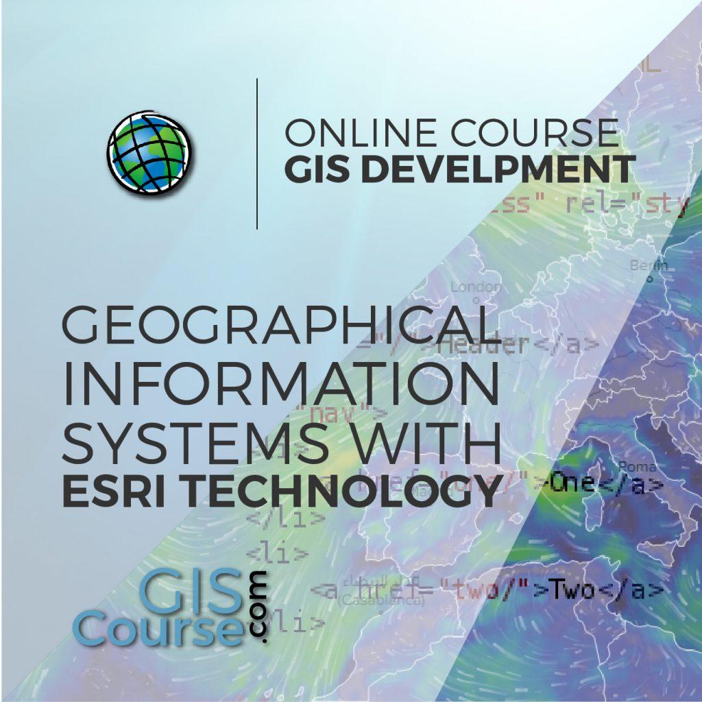 WEB GIS Developer Specialist