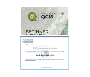 QGIS Beginner Level Certificate