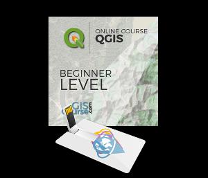 QGIS Beginner Level USB