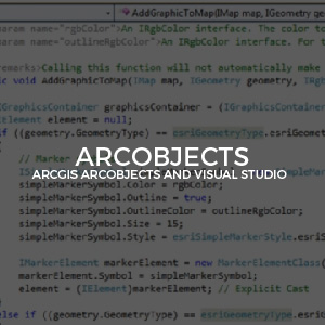 ArcObjects y Visual Studio inv