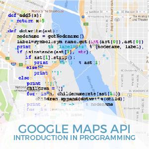 Google Maps API Programming