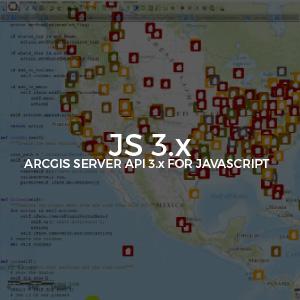 JavaScript 3 ArcGIS Server inv