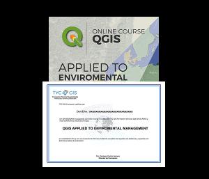 QGIS Aplied to Enviromental Management Certificate