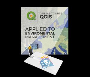 QGIS Aplied to Enviromental Management USB
