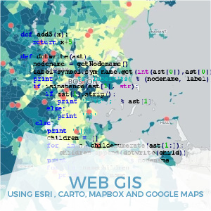 Web Gis Carto MapBox Google Maps