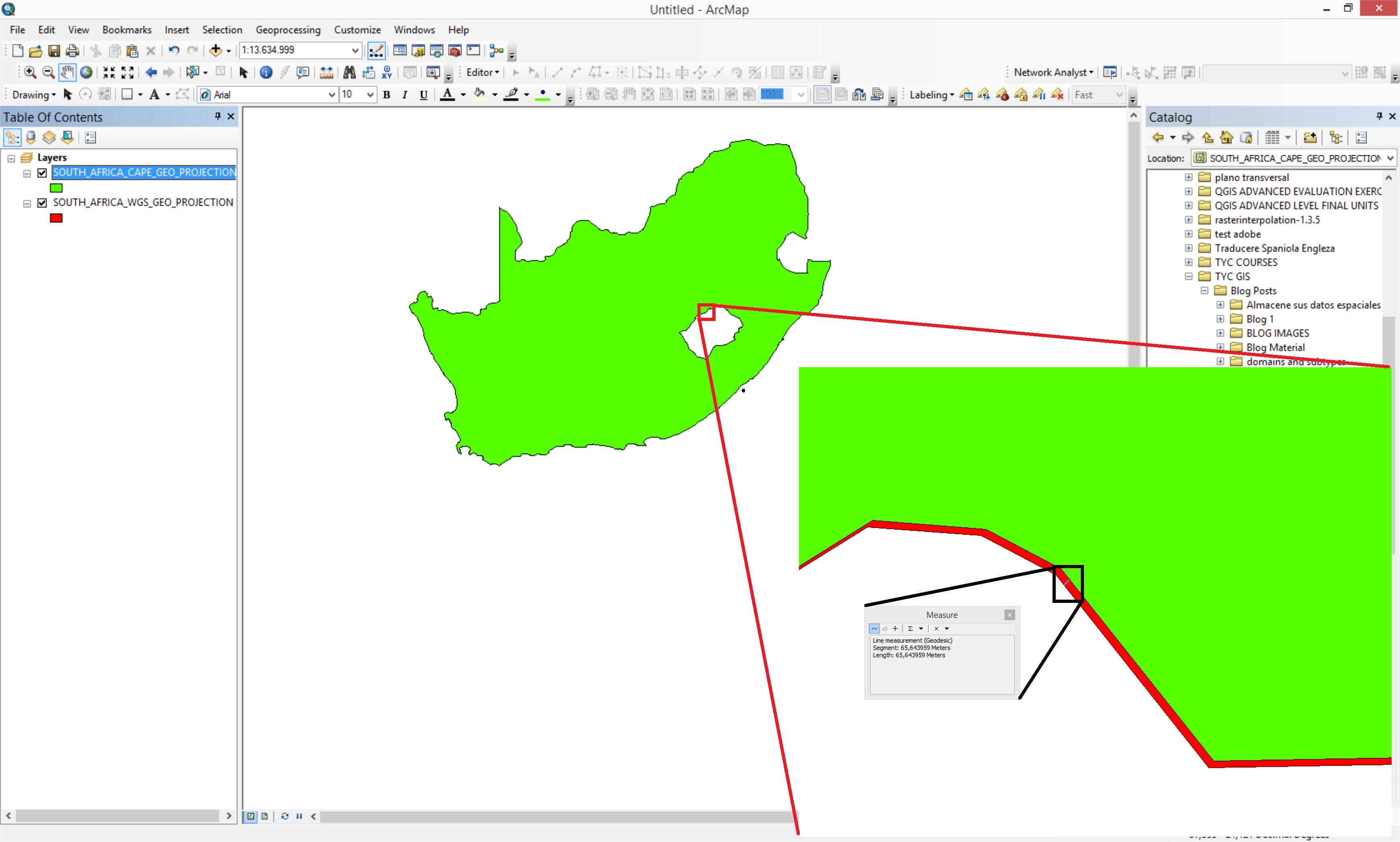 9 – GIS Course   TYC GIS Training