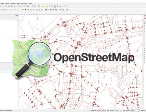 Download OpenStreetMap data using QuickOSM plugin in QGIS 3.4 Madeira